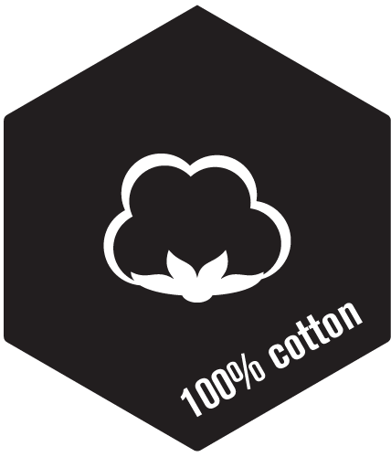 100% PURE COTTON