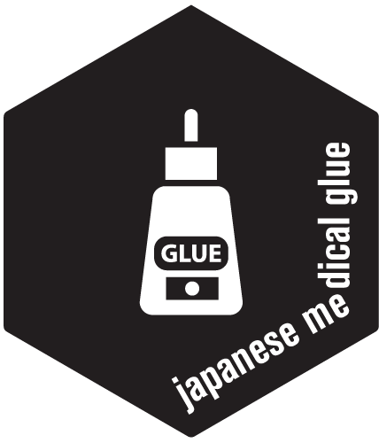 JAPANESE MEDICAL GLUE